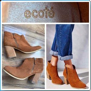 Ecote Joey Side- Zip Booties